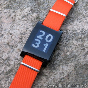 My Pebble